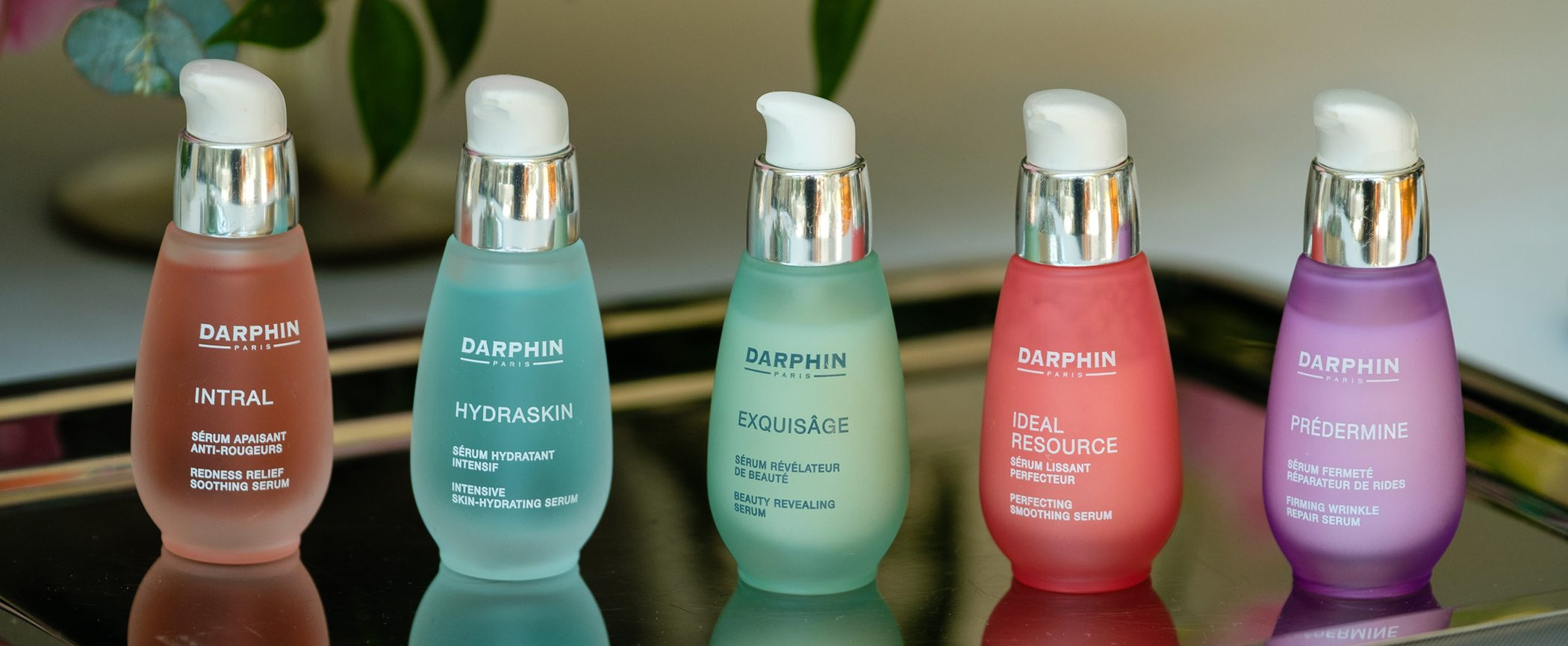 THE DARPHIN BEAUTY CARE PRODUCTS HAVE ARRIVED IN ROMANIA